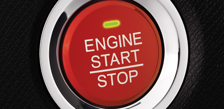 Smart Entry with Push Start System (1.5 RS Navi CVT only)