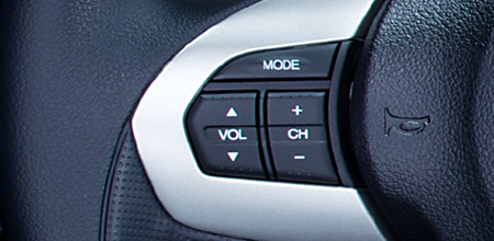 Steering Wheel Audio Controls (1.5 RS Navi & 1.5 V variants only)