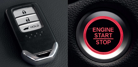 Smart Entry With Push Start System