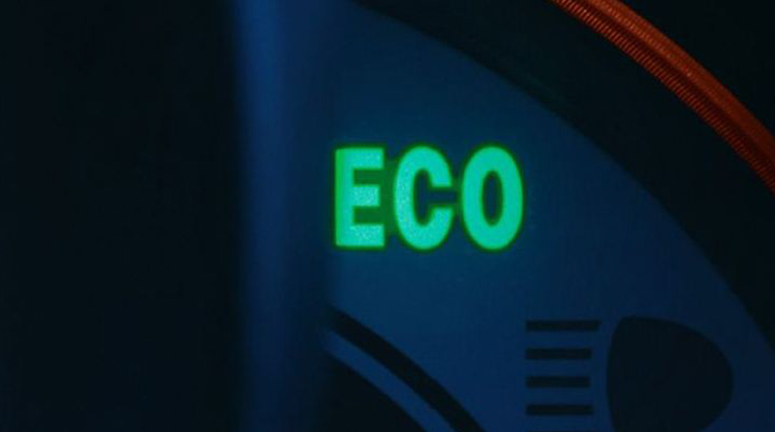 ECO Indicator Lamp