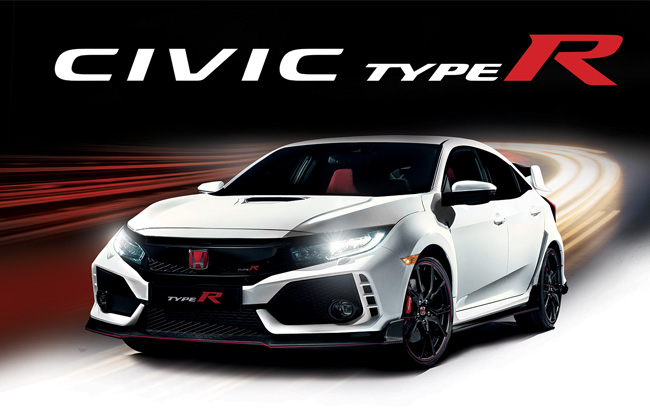 27 Mar Honda To Showcase The Civic Type R At 2017 Manila International Auto Show